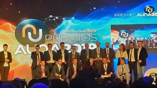 Auna Distribución se presenta en sociedad y reúne a más de 600 profesionales con motivo de la entrega de los Premios Auna 2019