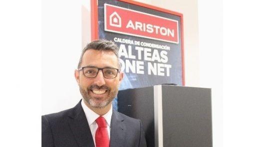 Rubén Santos, nuevo director comercial de Ariston en España