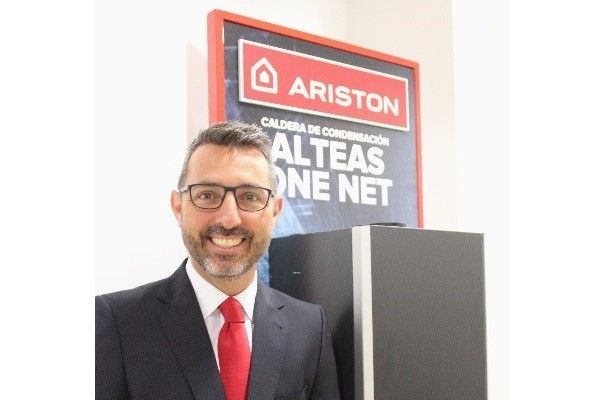 ruben santos director comercial ariston