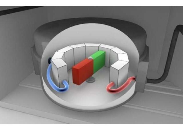 sistema enfriamiento magnetocalorico