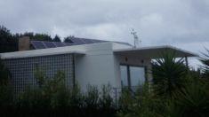 instalación de aerotermia y fotovoltaica en Ajo