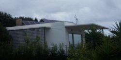 Instalación de aerotermia con fotovoltaica para autoconsumo en una vivienda de Cantabria