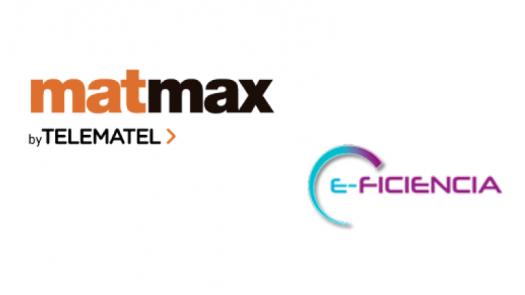 Matmax y E-ficiencia.com firman un acuerdo para llevar las soluciones más eficientes a sus usuarios