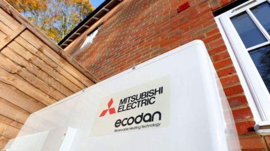 Aerotermia ECODAN HYBRID: calefacción eficiente, ecológica, económica y segura