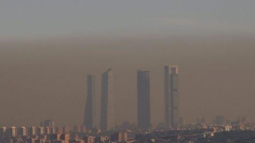 Programa Nacional de Control de la Contaminación Atmosférica con 57 medidas transversales y sectoriales