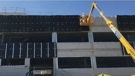 Nuevo panel para fachada ventilada de la gama URSA Terra Vento