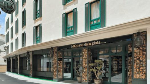 Instalación de bomba de calor Q-TON y sistema VRF para la climatización del Hotel Casa de la Plata en Sevilla