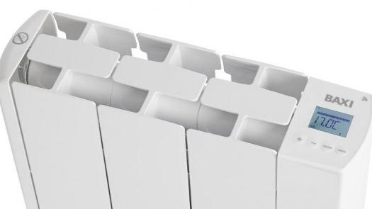 Nuevo radiador eléctrico de aluminio ALEC de BAXI