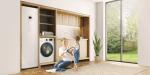 Bomba de calor Samsung ClimateHub, calefacción y ACS para obra nueva y rehabilitación