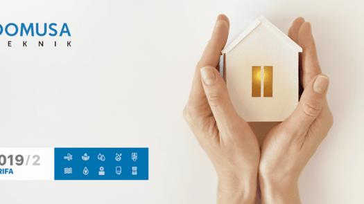 Nueva tarifa Domusa Teknik 2019 con bombas de calor híbridas