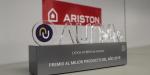 El termo híbrido Lydos Hybrid de Ariston premiado como mejor producto del año 2019
