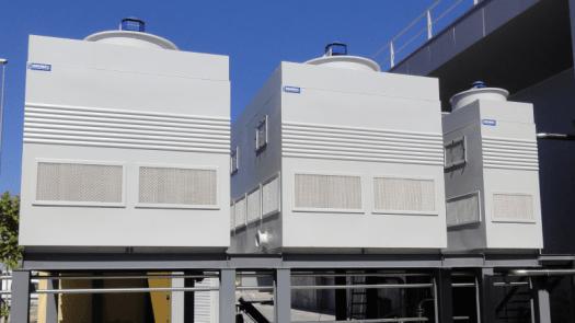 Torres de refrigeración; qué son, funcionamiento y tipos de equipos de refrigeración evaporativa