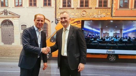 Acuerdo Ferroli y Vodafone Business para el desarrollo de las primeras calderas conectadas con tecnología IoT