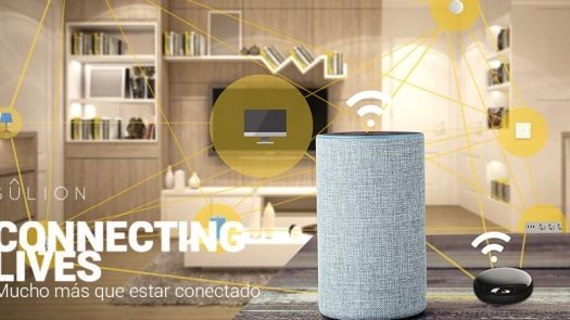 Nueva gama de bombillas inteligentes IoT interconectadas para la domótica del hogar