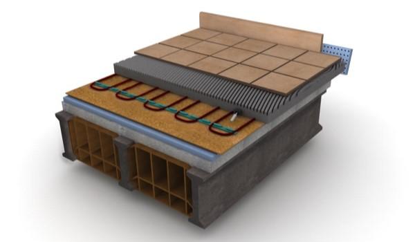 cable suelo radiante eléctrico