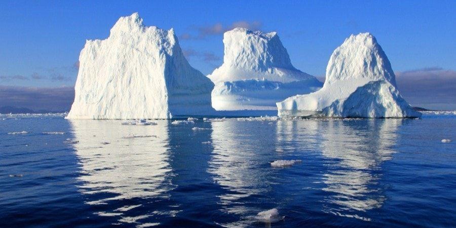 cambio climático deshielo