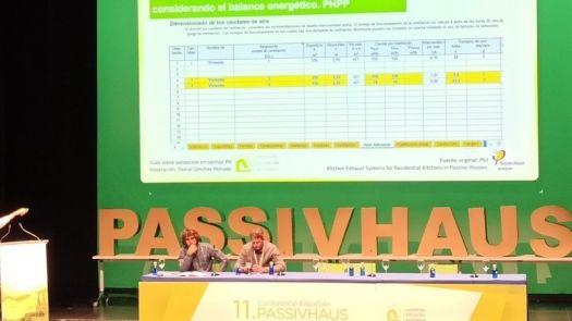 La 11 Conferencia PassivHaus constata la precaria situación de España en cuanto a la eficiencia energética de los edificios