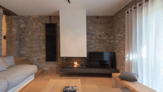 Radiadores IRSAP en el Hotel La Piconera; diseño y confort en la naturaleza