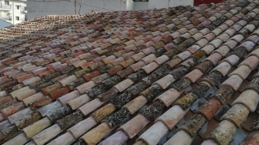 Rehabilitación energética de la cubierta de la Alquería Juliá de Valencia