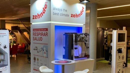 Zehnder, patrocinador Premium de la 11ª Conferencia Passivhaus