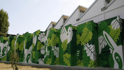 Airlite, la pintura que reduce la contaminación y mejora la calidad del aire de las ciudades