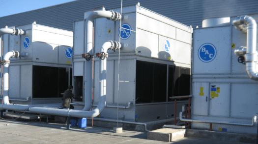 Refrigeración evaporativa: tipología y aplicaciones
