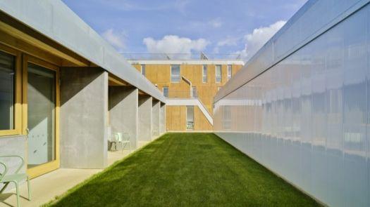 Ventilación Zehnder en el primer edificio geriátrico hospitalario certificado Passivhaus de España