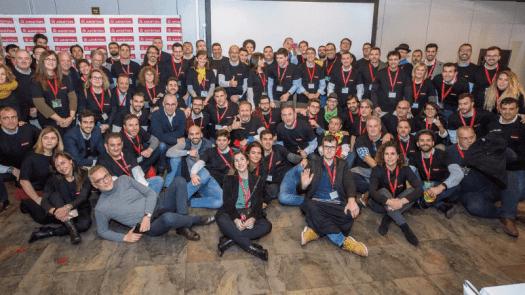 Ariston celebra su convención anual de ventas centrados en la transformación digital