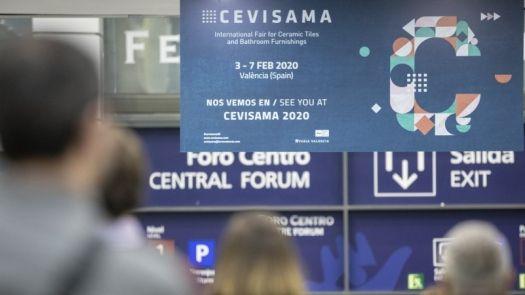 CEVISAMA 2020 crece y reúne a 847 firmas de la cerámica y baño