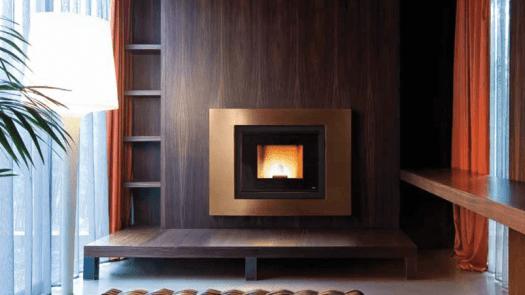Chimeneas de pellets, una solución ecológica para calentar el ambiente