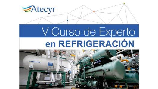 V Curso de Experto en Refrigeración de ATECYR
