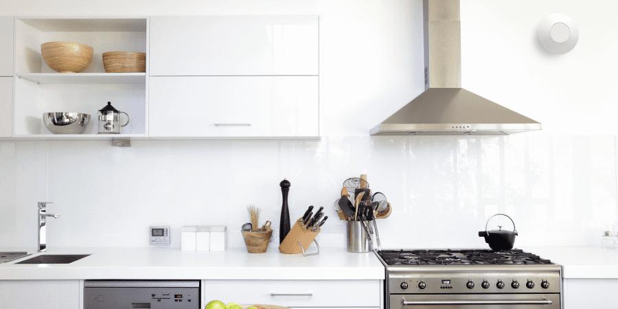 Extractores inteligentes de baño y cocina Zehnder ZCV2