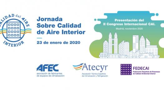 Jornada sobre Calidad del Aire Interior en Madrid