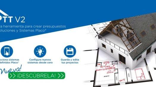Placo® lanza PTT V2, la herramienta definitiva para la generación de presupuestos