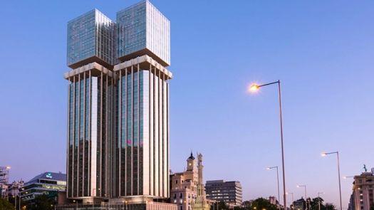 Rehabilitación de las Torres Colón; primer edificio de oficinas de consumo casi nulo en Madrid