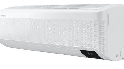Nueva gama de split de pared con refrigerante R32 de Samsung con tecnología Wind-Free™