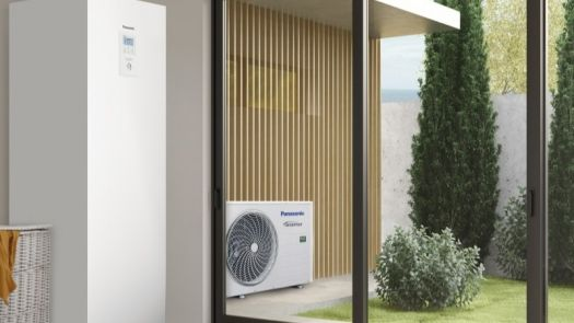 Aquarea de Panasonic para el Plan Renove de calefacción de la Comunidad Valenciana