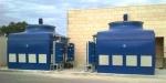 El uso de la refrigeración evaporativa en hospitales