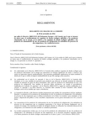 reglamento-ecodiseno-2016-2281-portada