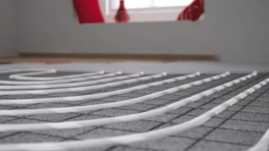 Nuevo suelo radiante AIS KLIMA de Multitubo