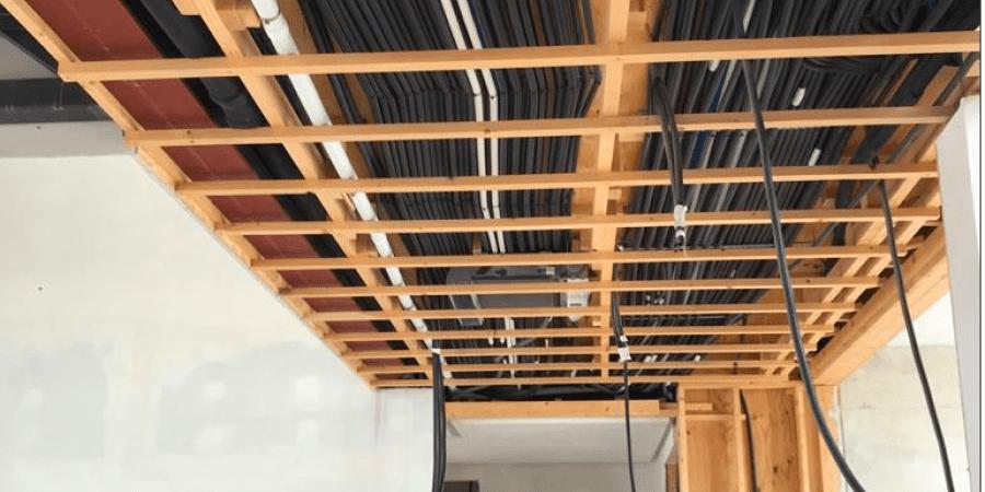 Ventilación descentralizada por demanda en vivienda bioclimática en Marbella