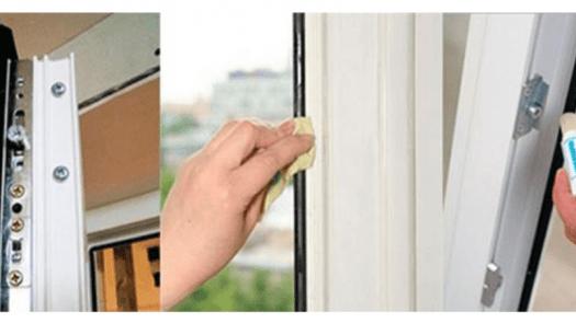 ¿Cómo limpiar y mantener las ventanas de PVC en perfecto estado?