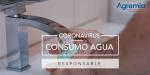 Los instaladores aconsejan un consumo de agua responsable durante el confinamiento