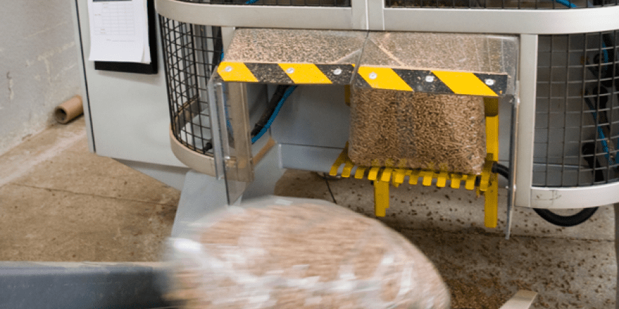 Garantizados los biocombustibles y el suministro de pellets durante el estado de alarma