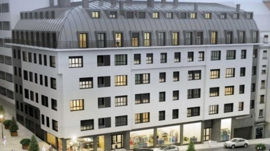 Primer certificado HQE de viviendas sostenibles a la promoción Kosta Zabala en Bilbao
