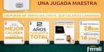 "Ferroli presenta su ""Jugada Maestra"""