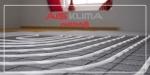 Instalación de suelo radiante: cómoda, segura y energéticamente eficiente