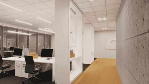 Nueva luminaria suspendida para oficinas Panel 1200 de LEDVANCE