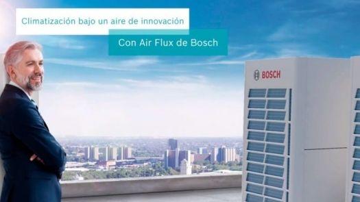 Sistema VRF de Bosch Air Flux; eficiencia energética e innovación