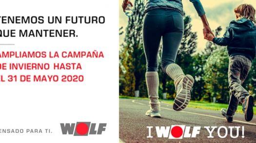 Wolf amplía su promoción para instaladores hasta el 31 de mayo